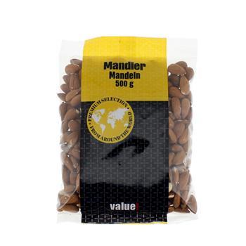 fce289c47 value! Mandler 500 g