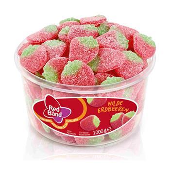 jordbær slik