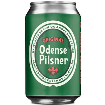 Velsete Odense Pilsner 24x0,33l - Online Grænsehandel til gode priser UB-57