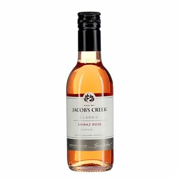 Jacob's Creek Shiraz Rose 0,187 l.