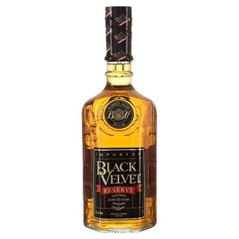 Black Velvet Canadian Whisky 8YO 40% 1 l.