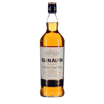 Glen Alpin Blended Scotch Whisky 40% 1 l.