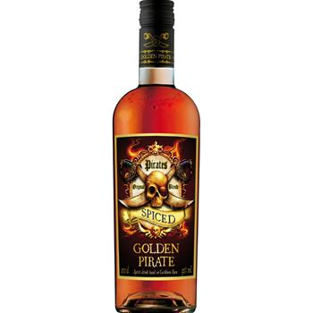 Golden Pirate Spiced 30% 1 l.