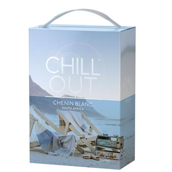 Chill Out Crisp & Fresh Chenin Blanc 3 l. BIB