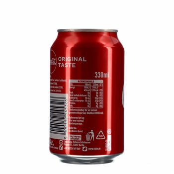 coca cola grænsehandel