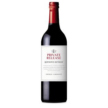 Penfolds Private Release Cabernet Shiraz 0,75 l.