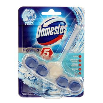Domestos WC-Blok Power 5 Ocean 55g
