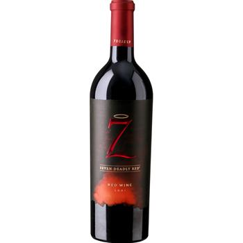 7 Deadly Red Blend 0,75L