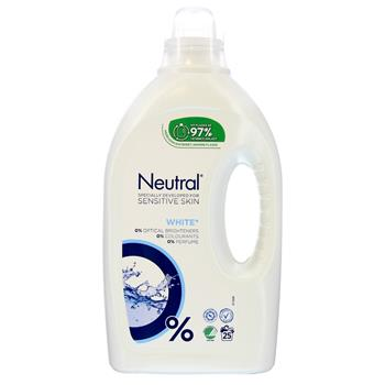 Neutral Flydende White 1250ml