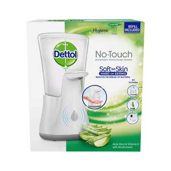 Dettol No Touch Starter Aloe Vera 250 ml
