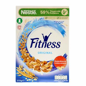 Nestle Fitness Cereal 375 g.