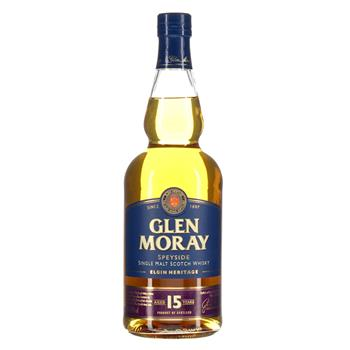 Glen Moray 15yo 40% 0,7 l.