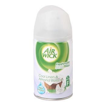 Air Wick Freshmatic Max refill Cool linen & Almond Blossom