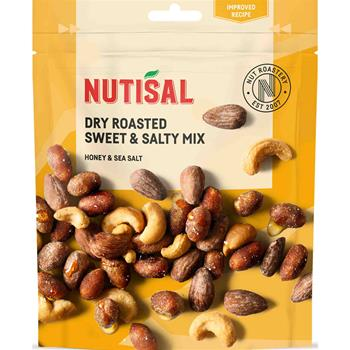 Nutisal Dry Enjoy Sweet & Salty Mix 175g