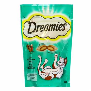 Dreamies med Kalkun 60 g