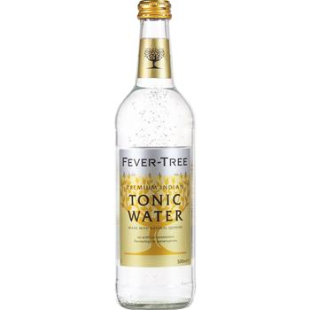Fever-Tree Indian Tonic Water 0,5 l. + pant