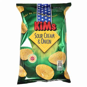 kalorier i en pose chips