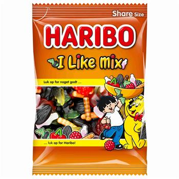 Haribo I Like Mix 375 g