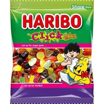 Topmoderne Haribo Click Mix 325g - Grænsehandel til billige priser SF-46