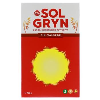OTA Solgryn 700g - Grænsehandel til gode priser