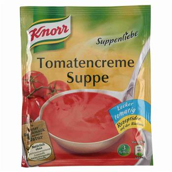 Knorr Tomatcremesuppe