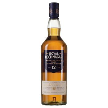 Royal Lochnagar Highland 12 YO 40% 0,7 l.