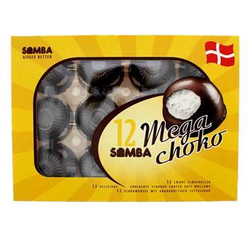 Samba Mega Choko Online Grænsehandel Til Gode Priser Køb Her