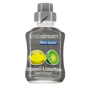 Sodastream Sirup Citrus-Lime sukkerfri 500 ml