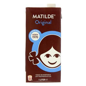 billig matilde kakaomælk