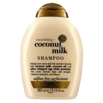 OGX Coconut Milk Shampoo 385 ml.
