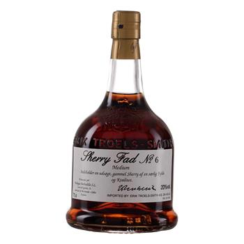 Fad no. 6 sherry 20% 0,75 l.