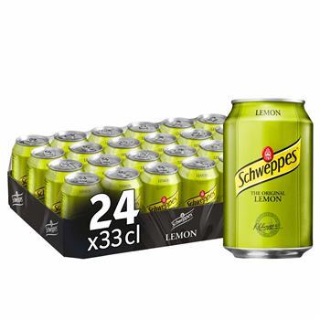 schweppes lemon tilbud
