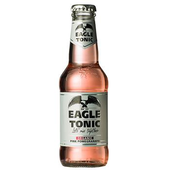 Eagle Tonic Organic Pink Pomegranate 0,2 l. + Pant