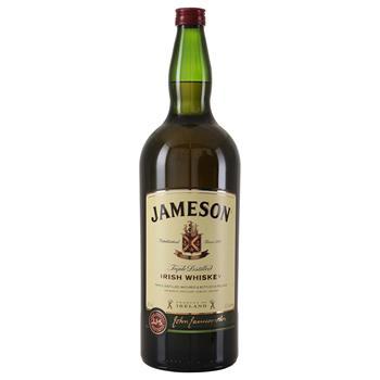 Dejlig Jameson Irish Whisky - Online Grænsehandel til gode priser - Køb her YV-01