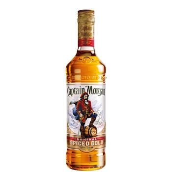 Captain Morgan Spiced Gold 35% 0,7 l.