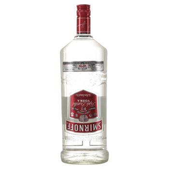 tilbud smirnoff vodka