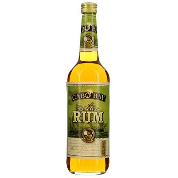 Cabo Bay Brown Rum 37,5% 0,7 l.