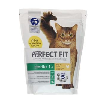 Perfect Fit Sterile 1+ med kylling 750 g