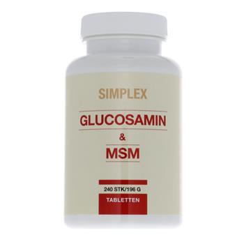 pris glucosamin