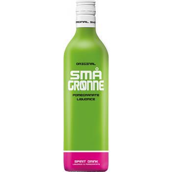 små sure alkoholprocent