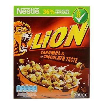 Lion Morgenmad 350 g