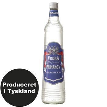 Primakov Vodka 37,5% 0,7 l.
