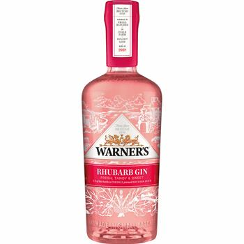 Warner Edwards Harrington Victorias Rhubarb Gin 40% 0,7 l.