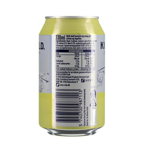 kildevæld citron ingefær