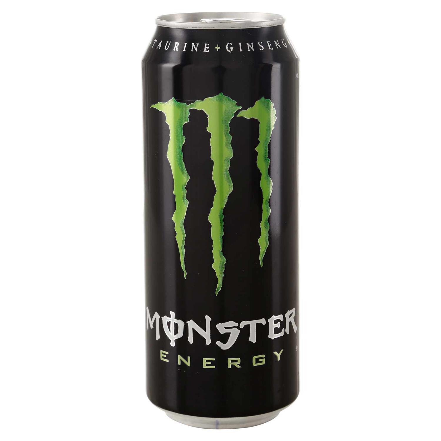 monster energy 12x0 5l monster energidrik k b her. Black Bedroom Furniture Sets. Home Design Ideas