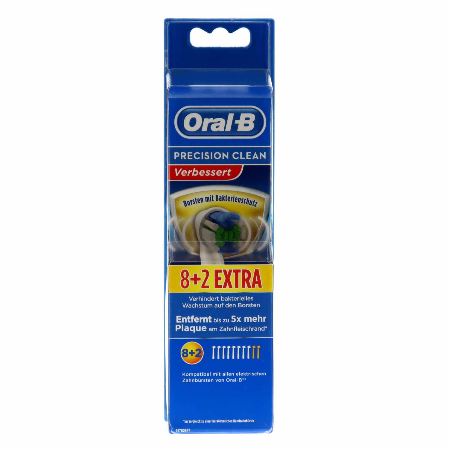 Fabriksnye Braun Oral-B Precision Clean - Grænsehandel til billige priser XT-71