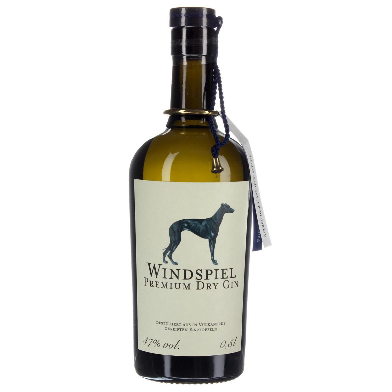 windspiel premium dry gin gr nsehandel til billige priser. Black Bedroom Furniture Sets. Home Design Ideas