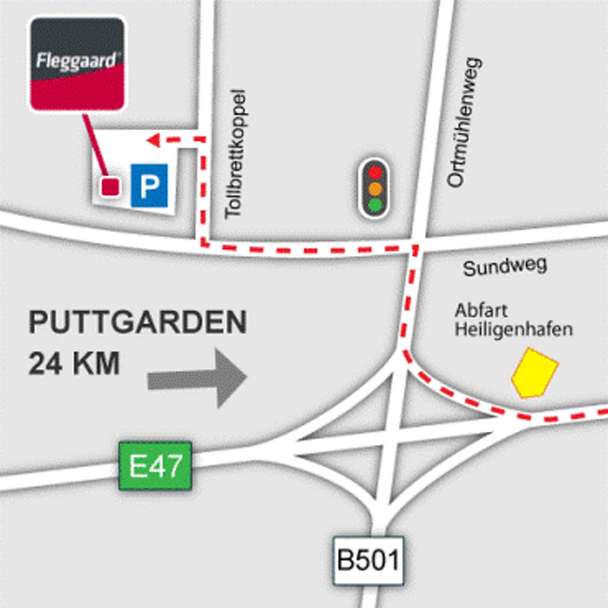 fleggaard heiligenhafen åbningstider